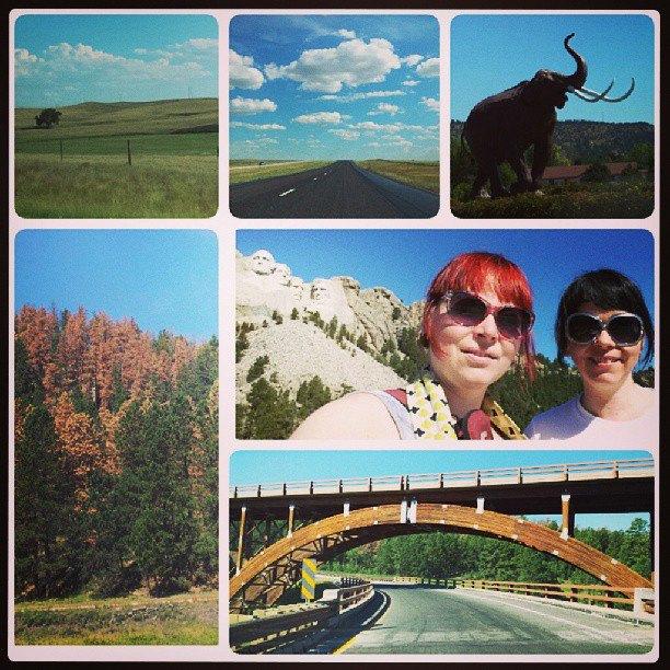 Day 3: South Dakota