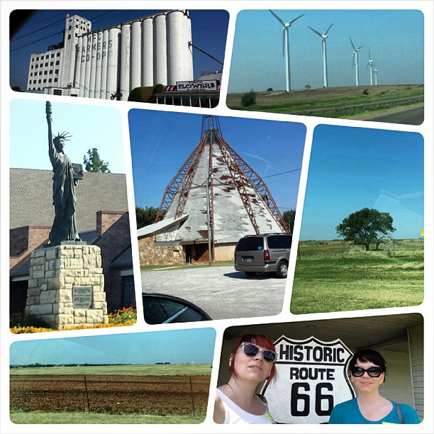 Day 8: Oklahoma